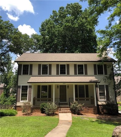 1551 Old Mill Xing, Marietta, GA 30062 - MLS#: 6029633
