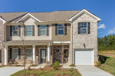 1581 Iris Walk UNIT 281, Jonesboro, GA 30238 - MLS#: 6030034