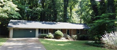 320 Knoll Woods Ter, Roswell, GA 30075 - MLS#: 6030953