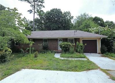 1225 Rays Rd, Stone Mountain, GA 30083 - MLS#: 6030974