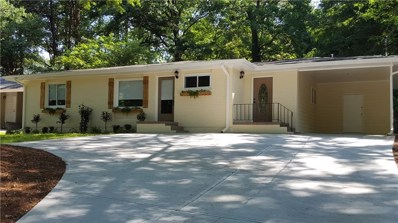 1911 Kenwood Rd SE, Smyrna, GA 30082 - MLS#: 6031010