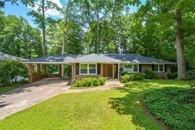 2152 Council Bluff Cts NE, Atlanta, GA 30345 - MLS#: 6031291