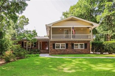 1521 Summerford Cts, Dunwoody, GA 30338 - MLS#: 6031292