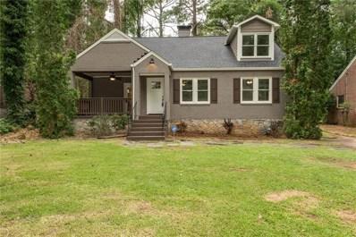 1705 S Alvarado Ter SW, Atlanta, GA 30311 - MLS#: 6031949