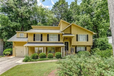 660 Lake Forest Court, Roswell, GA 30076 - #: 6032981