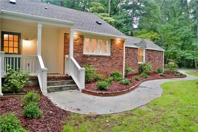 2953 Sylvan Ramble Rd NE, Atlanta, GA 30345 - MLS#: 6033452