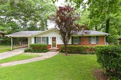 3358 Creek Valley Dr SE, Smyrna, GA 30082 - MLS#: 6033844