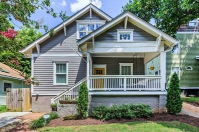 297 Nelms Ave NE, Atlanta, GA 30307 - MLS#: 6034289