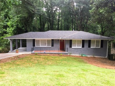 2721 Hedgewood Dr, Atlanta, GA 30311 - MLS#: 6035618