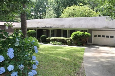 4634 S Hope Springs Rd, Stone Mountain, GA 30083 - MLS#: 6036125