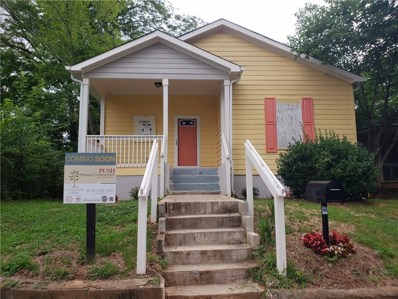 806 Humphries St SW, Atlanta, GA 30310 - MLS#: 6036479
