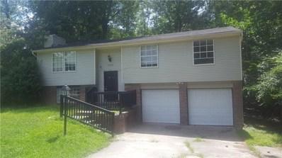 6809 Kimberly Mill Rd, Atlanta, GA 30349 - MLS#: 6037216