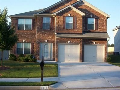 3015 Gayle Manor Ln, Snellville, GA 30078 - MLS#: 6037234