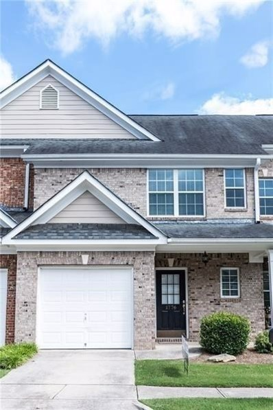 1776 Willow Branch Ln NW UNIT E, Kennesaw, GA 30152 - MLS#: 6037564
