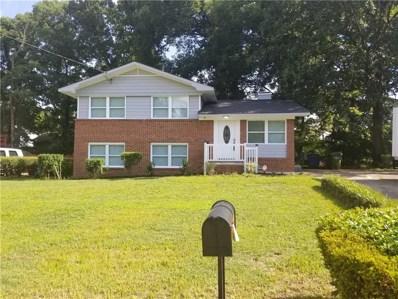 4006 Cornell Blvd SW, Atlanta, GA 30331 - MLS#: 6037717