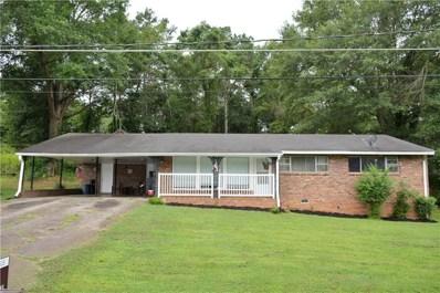 4 Hilltop Dr, Cartersville, GA 30120 - MLS#: 6038093
