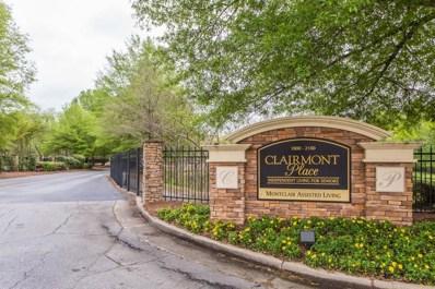 1800 Clairmont Lk UNIT 311, Decatur, GA 30033 - MLS#: 6039436