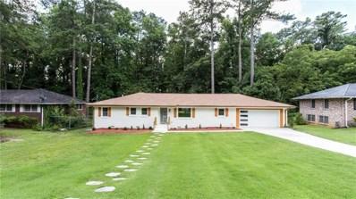 3352 SW Hazelwood Dr SW, Atlanta, GA 30311 - MLS#: 6039451