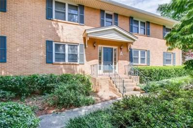 3510 Roswell Rd NW UNIT A3, Atlanta, GA 30305 - MLS#: 6039522