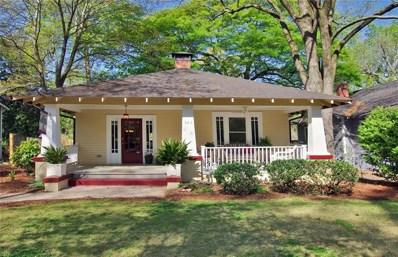 343 Second Ave, Decatur, GA 30030 - MLS#: 6041257