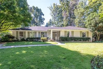 733 Old Ivy Rd NE, Atlanta, GA 30342 - MLS#: 6041782