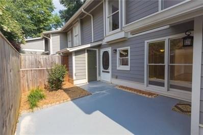 5037 Meadow Ln UNIT 16, Marietta, GA 30068 - MLS#: 6042347