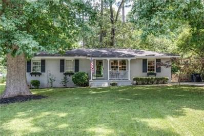 465 Concord Woods Dr, Smyrna, GA 30082 - MLS#: 6042748