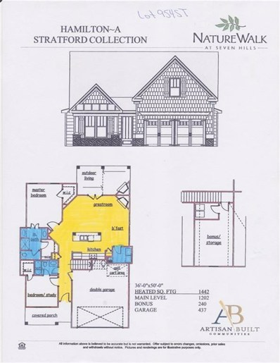 80 Azalea Xing, Dallas, GA 30132 - MLS#: 6043092