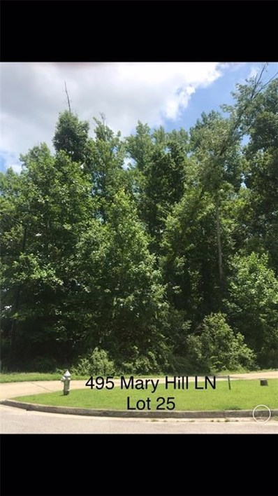 495 Mary Hill Ln, Douglasville, GA 30134 - MLS#: 6043521
