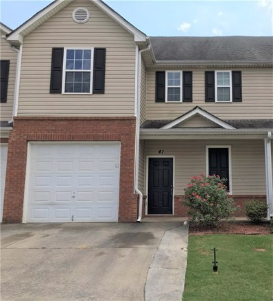 41 Eagle Glen Dr NE, Cartersville, GA 30121 - MLS#: 6043529