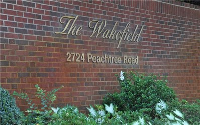 2724 Peachtree Rd NW UNIT 302, Atlanta, GA 30305 - MLS#: 6043539