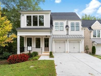 5333 Green Hill Place NE, Atlanta, GA 30342 - MLS#: 6044344