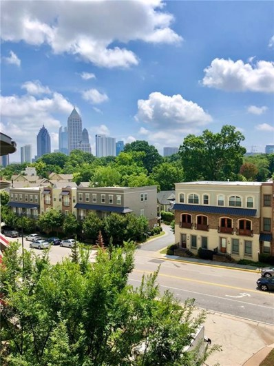 390 17th St NW UNIT 5006, Atlanta, GA 30363 - MLS#: 6044786