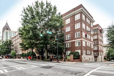 800 Peachtree St NE UNIT 1320, Atlanta, GA 30308 - MLS#: 6046236