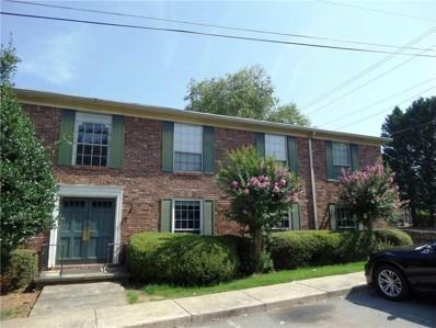5614 Kingsport Dr UNIT 14, Atlanta, GA 30342 - MLS#: 6047352