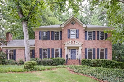 6055 Courtside Dr, Peachtree Corners, GA 30092 - MLS#: 6048032