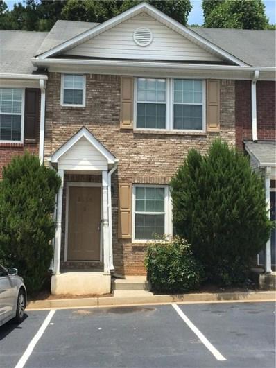3615 Ginnis Cts UNIT 5, Atlanta, GA 30331 - MLS#: 6048272
