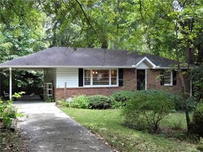 1687 Wayland Circle NE, Brookhaven, GA 30319 - MLS#: 6048369