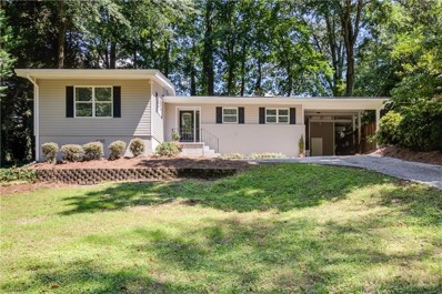 2233 Drew Valley Rd NE, Brookhaven, GA 30319 - MLS#: 6048428
