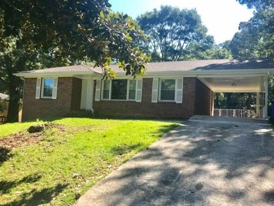 293 Howell Dr SW, Atlanta, GA 30331 - MLS#: 6048804