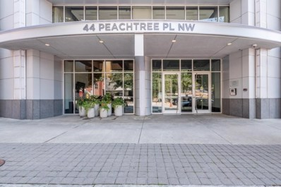 44 Peachtree Pl NW UNIT 731, Atlanta, GA 30309 - MLS#: 6049008