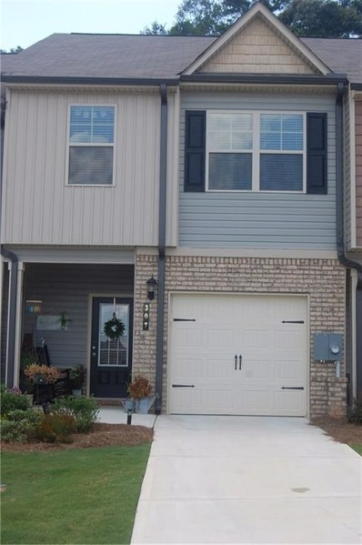 307 Turtle Creek Drive Dr, Winder, GA 30680 - MLS#: 6049067