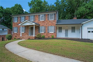 1614 Bishop Hollow Run, Dunwoody, GA 30338 - MLS#: 6049197