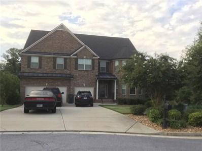3637 Lake Estates Way, Atlanta, GA 30349 - MLS#: 6049958