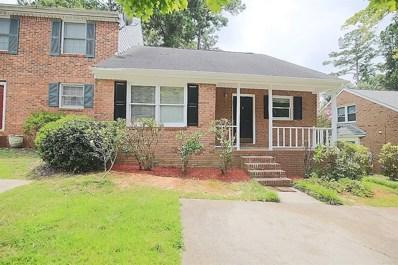 205 Williamsburg Way UNIT 205, Fayetteville, GA 30214 - MLS#: 6050601