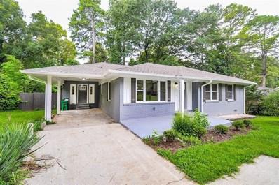 1669 Carter Rd, Decatur, GA 30032 - MLS#: 6051924