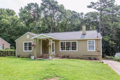 1554 Wellswood Dr SE, Atlanta, GA 30315 - MLS#: 6052069