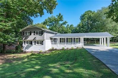 1787 Mount Vernon Rd, Atlanta, GA 30338 - MLS#: 6052742