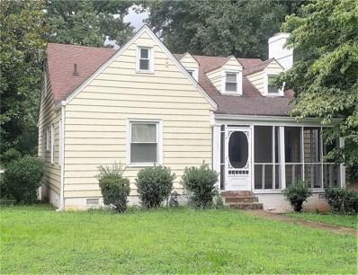 1623 Belmont Ave SW, Atlanta, GA 30310 - MLS#: 6053344