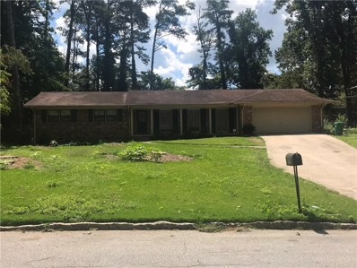 4117 Thunderbird Trail, Stone Mountain, GA 30083 - #: 6053466